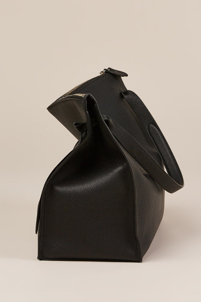 Hill Bag, Black by Jil Sander