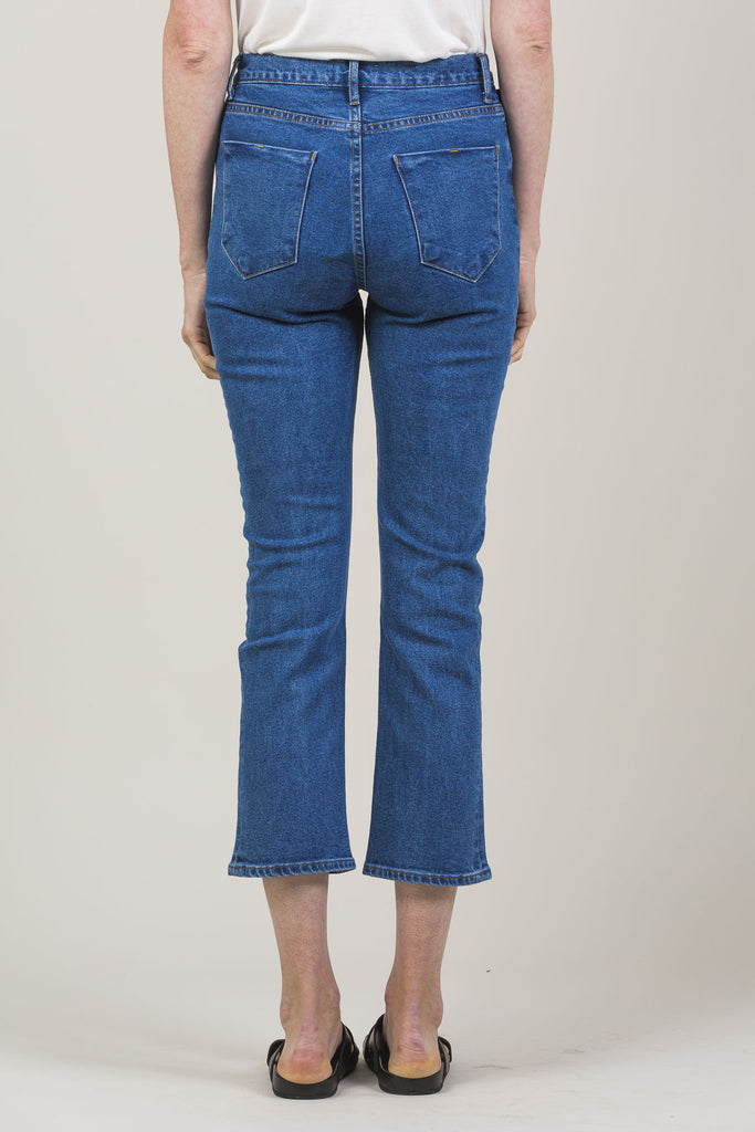 High-Rise Jeans by M. Martin @ Kick Pleat - 5