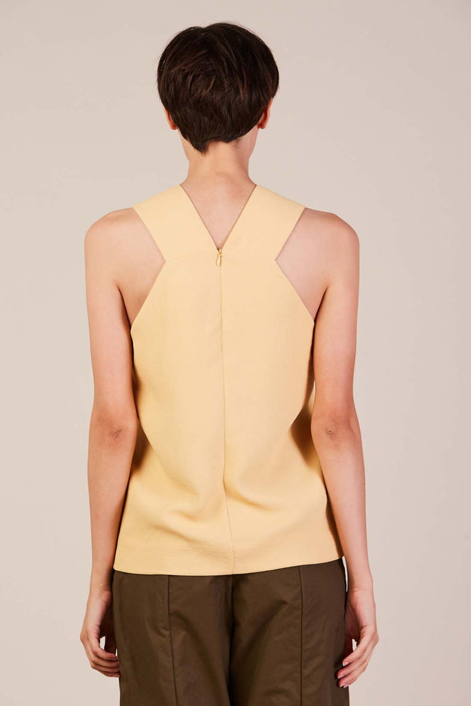 Trestle Tank, Apricot by Nomia