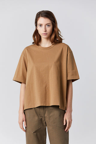 Lee cotton tee, tan