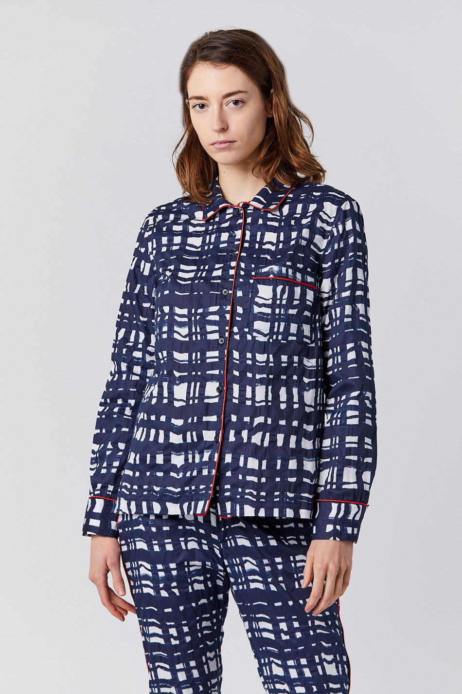 Rachel Comey - brinks top, navy