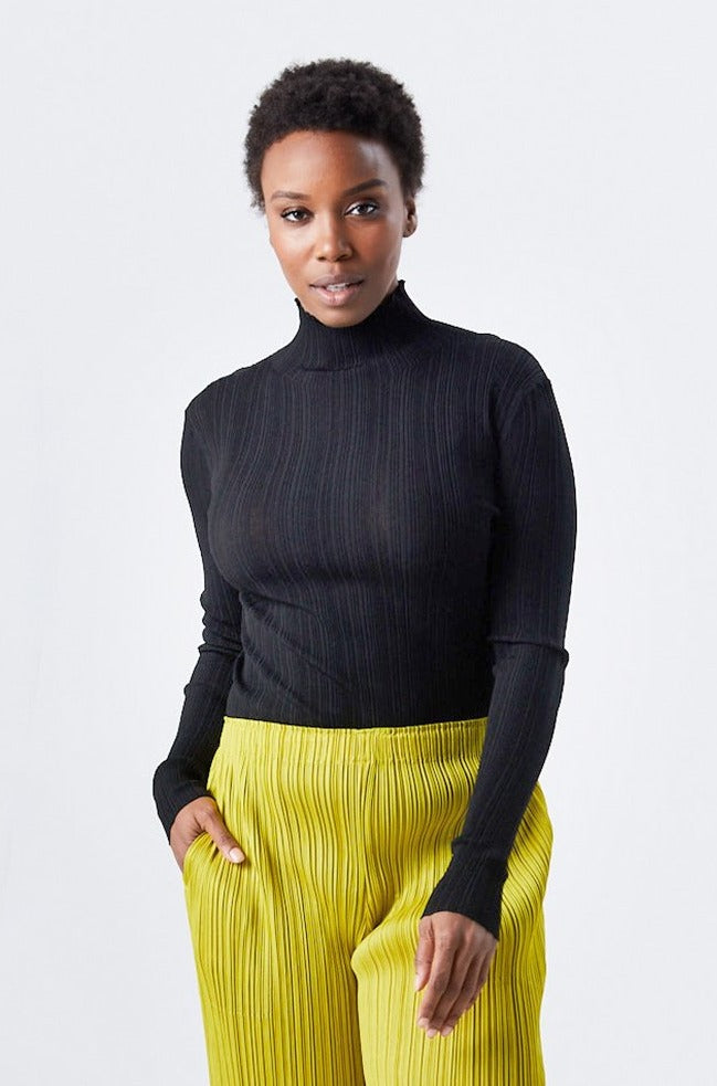 Totême - narano knit, black