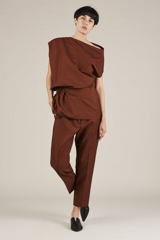 Donald Trousers, Brown