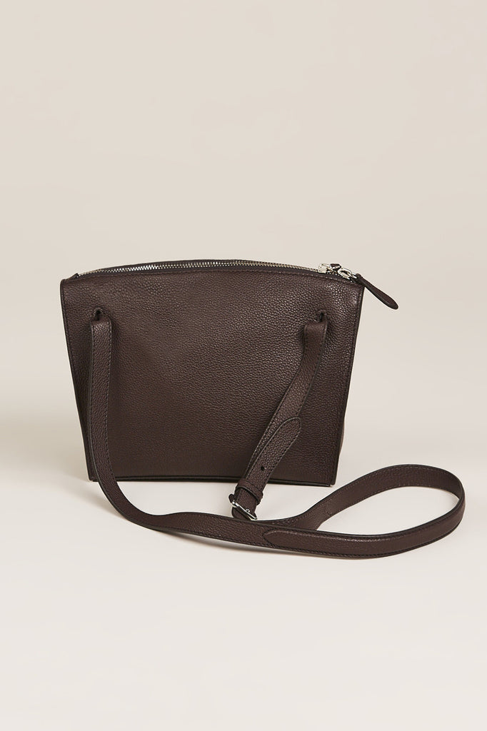 Hill Crossbody, Dark Berry