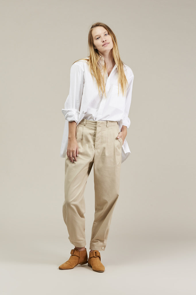 Pon Trouser, Light Beige