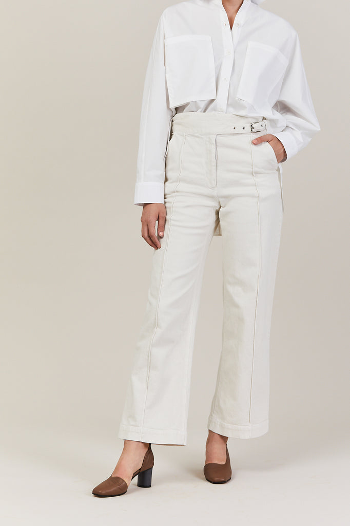 Harlan Pant, Dirty White