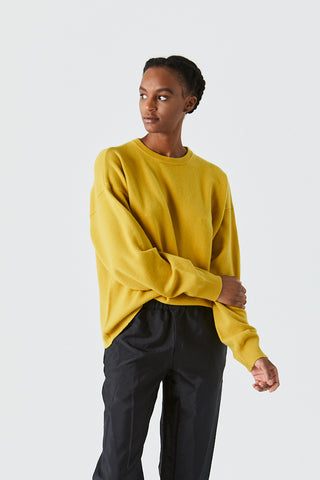 Host Sweater, Mustard