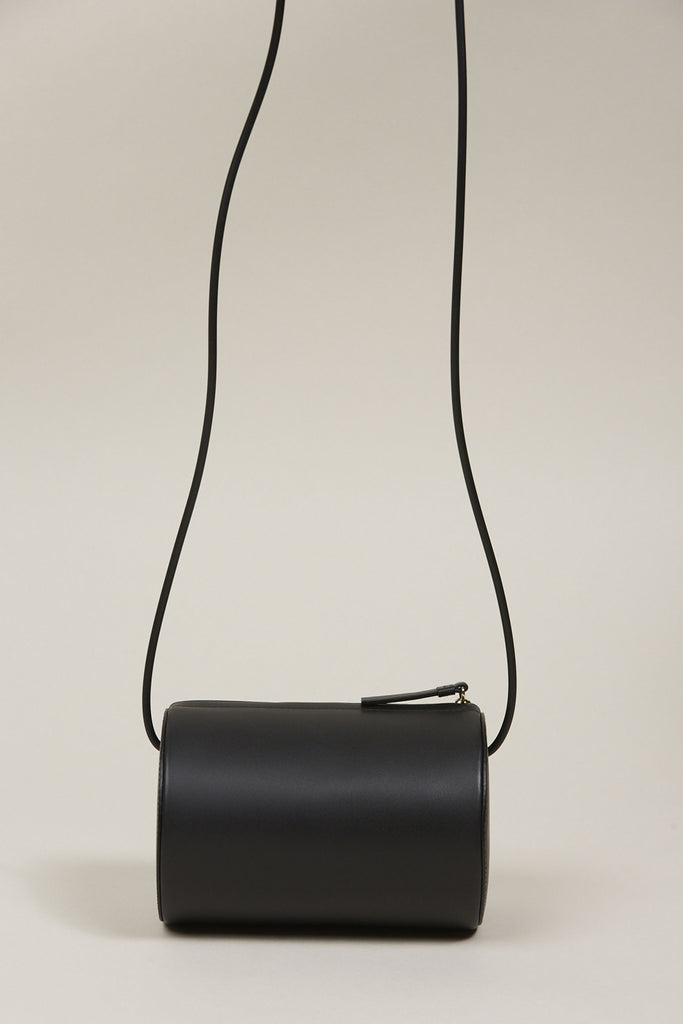 Cylinder Sling, Black by Building Block @ Kick Pleat - 3