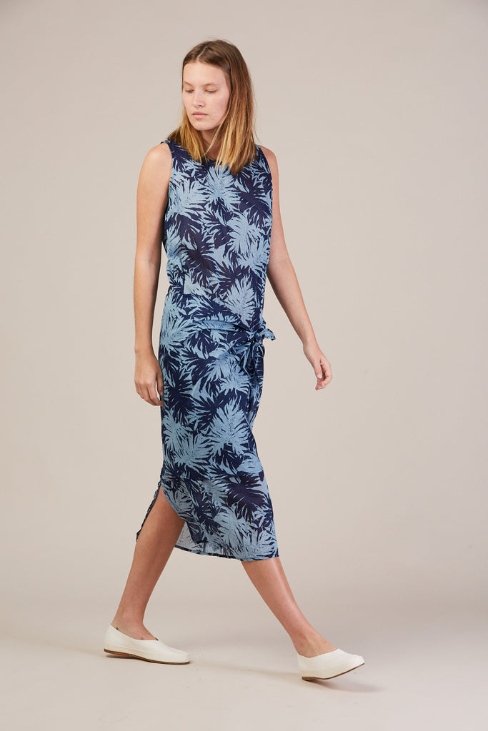 Mara dress, Tropical