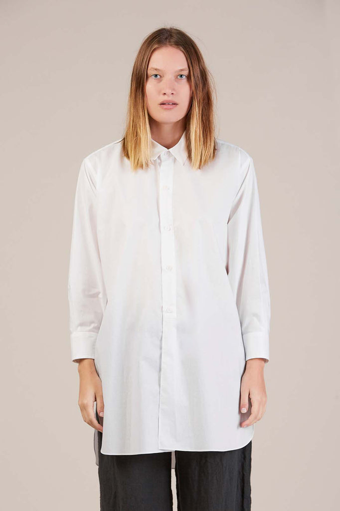New drafting shirt, White