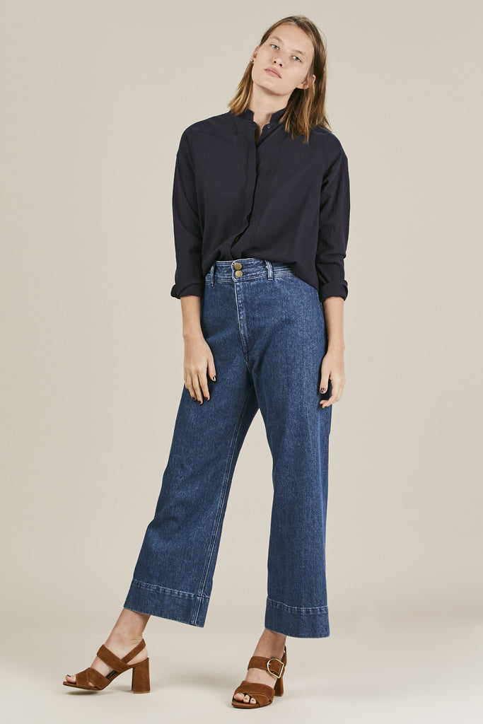 Merida pant, Denim