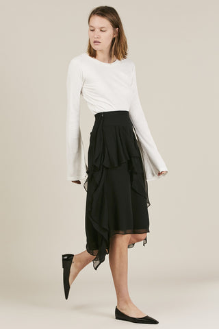 Defiant skirt, Black