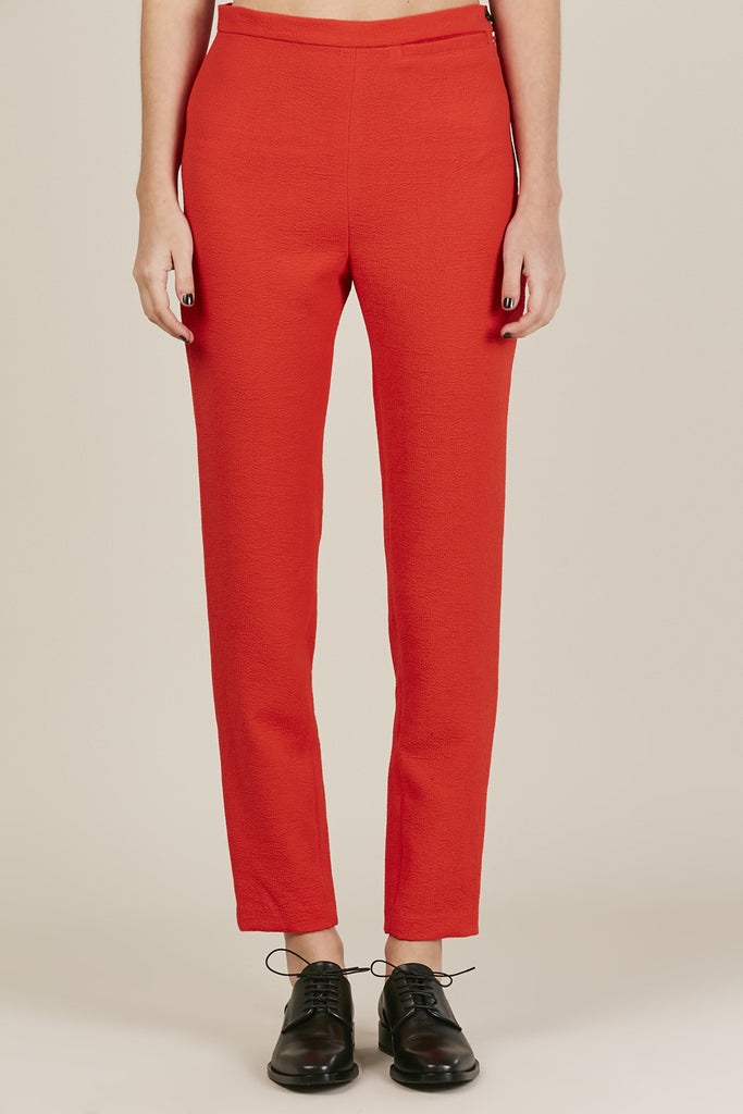 Slither Pant, Red