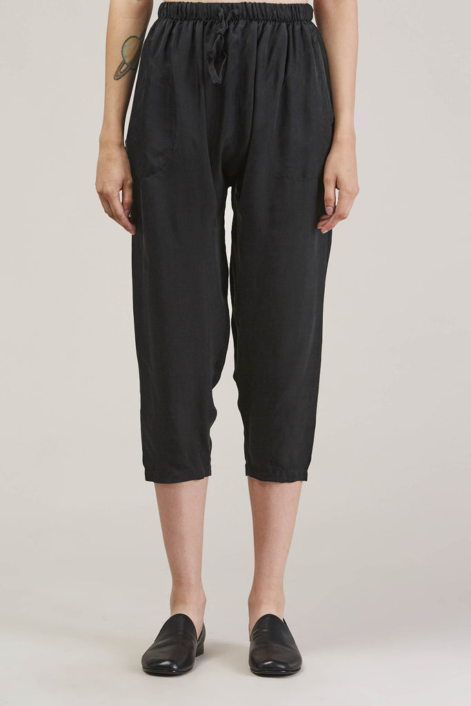Judd Pant, Black by PRIORY @ Kick Pleat - 2