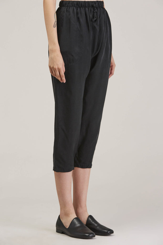 Judd Pant, Black by PRIORY @ Kick Pleat - 3