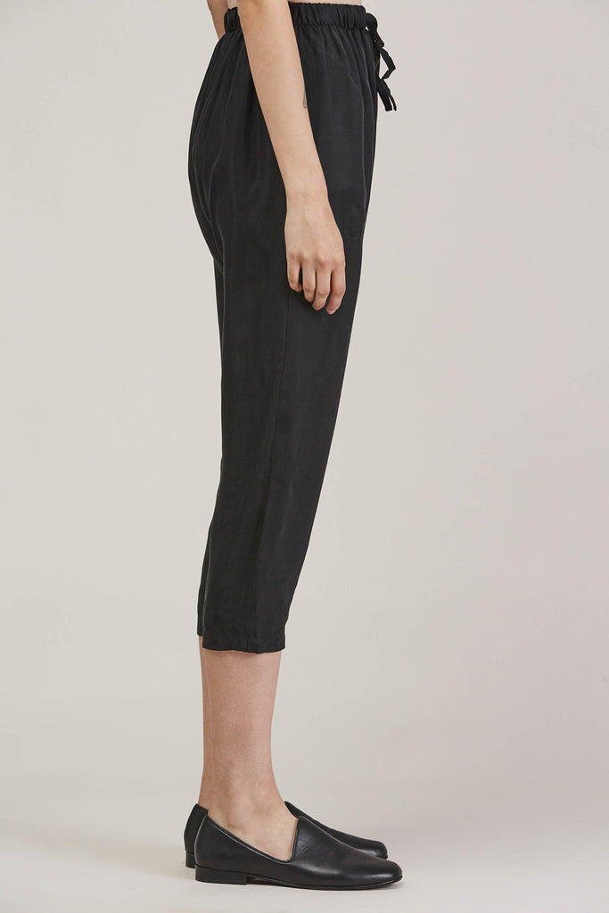 Judd Pant, Black by PRIORY @ Kick Pleat - 4