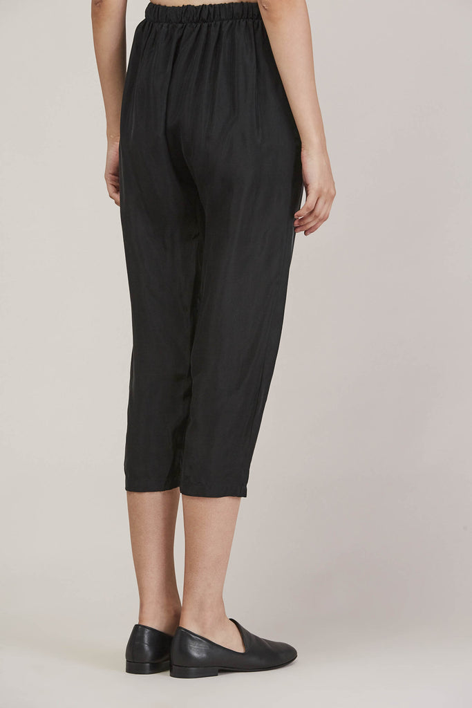 Judd Pant, Black by PRIORY @ Kick Pleat - 5