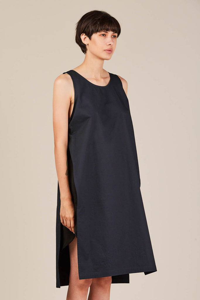 Ria Tunic, Navy by Priory