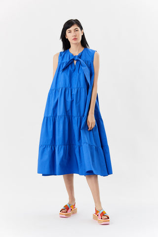 sabine dress, blue