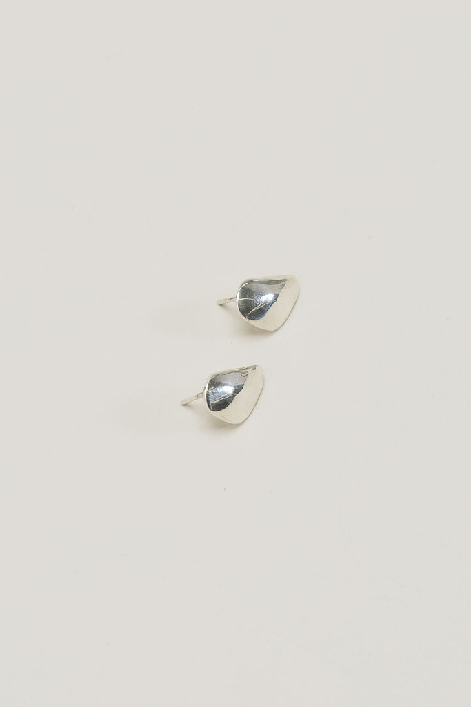 Beatrix 3 Earring, Silver by Quarry @ Kick Pleat - 3