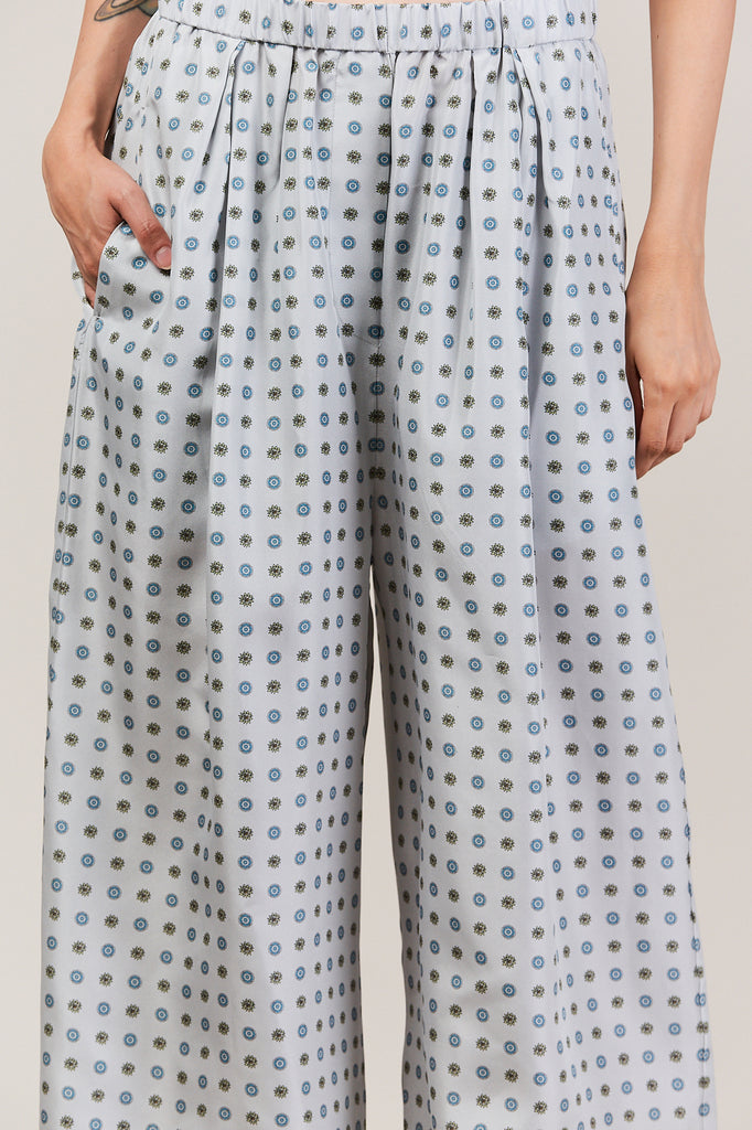 Papak Full Pant, Grey
