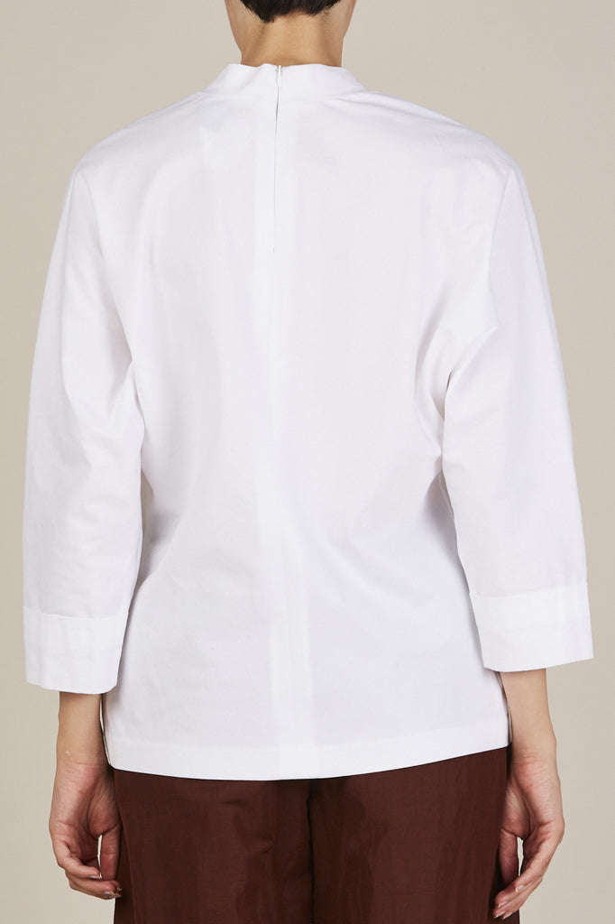 Stephan Schneider - Pendulum Top, White