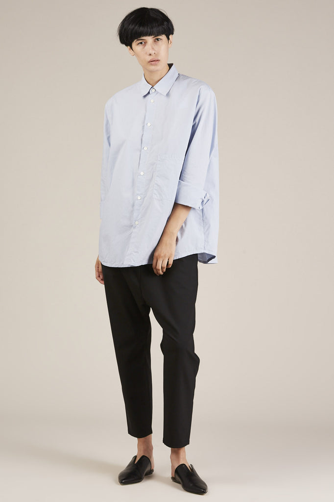 Elma Shirt, Pale Blue