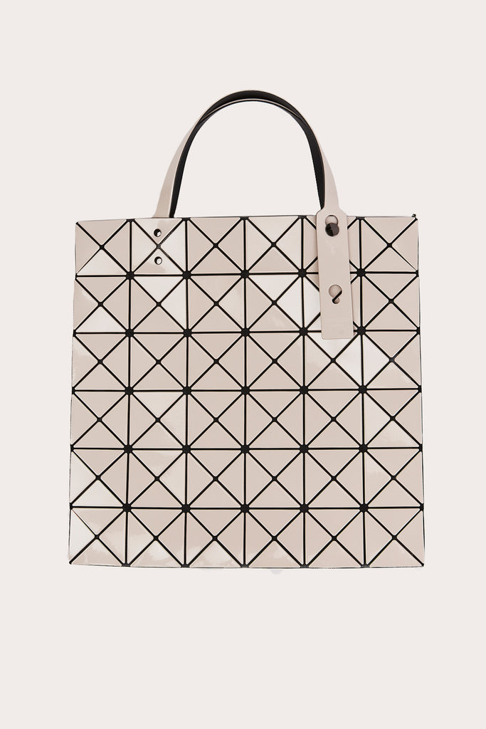 Lucent Tote Bag, Beige
