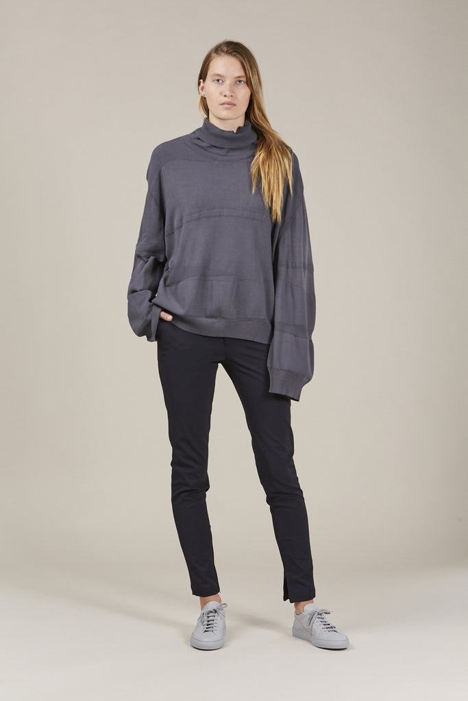 Turtleneck, Grey by Boboutic @ Kick Pleat - 2