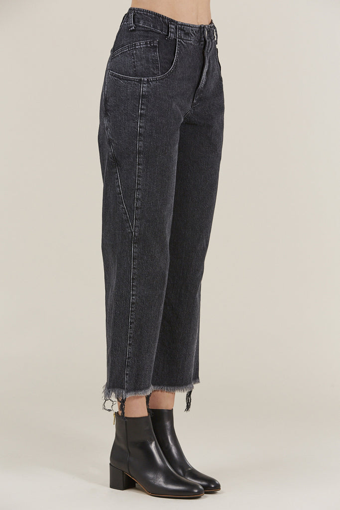 Trigger pant, Washed Black by Rachel Comey @ Kick Pleat - 3