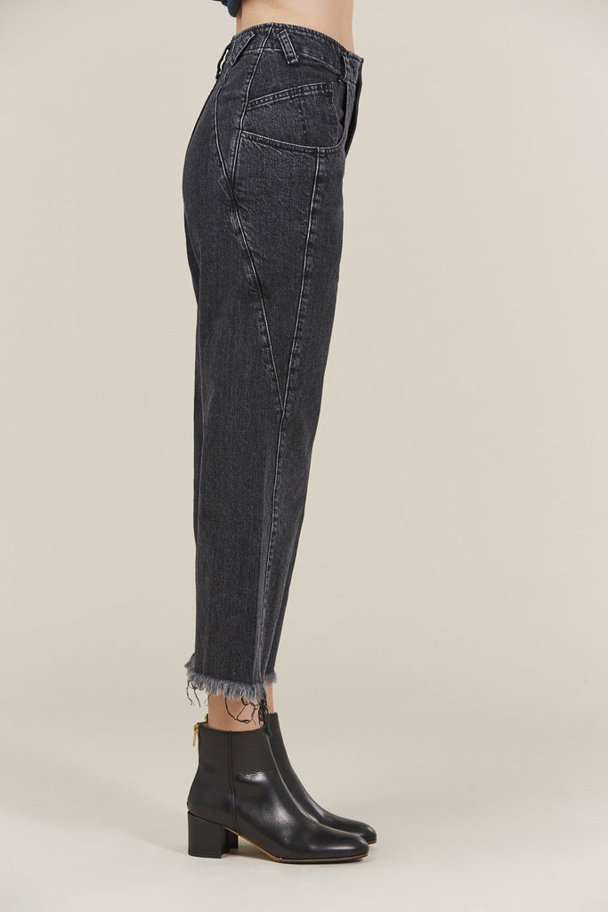Trigger pant, Washed Black by Rachel Comey @ Kick Pleat - 4