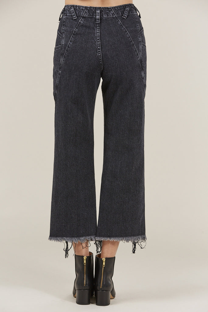 Trigger pant, Washed Black by Rachel Comey @ Kick Pleat - 5