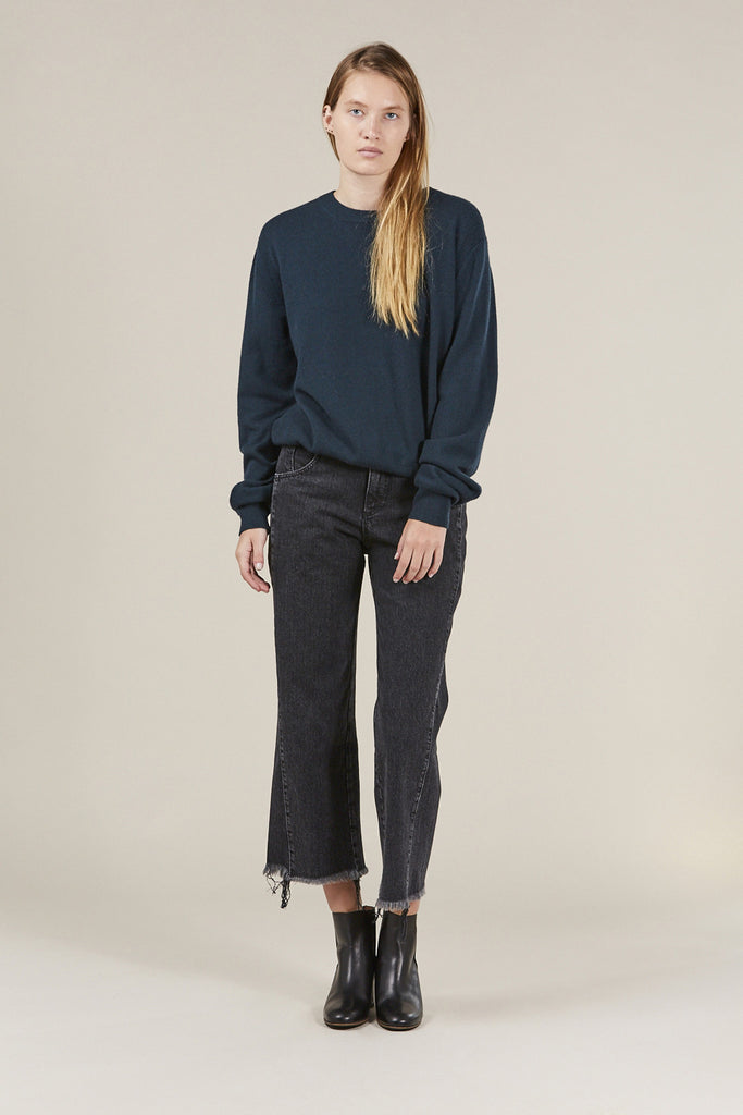 Trigger pant, Washed Black by Rachel Comey @ Kick Pleat - 2