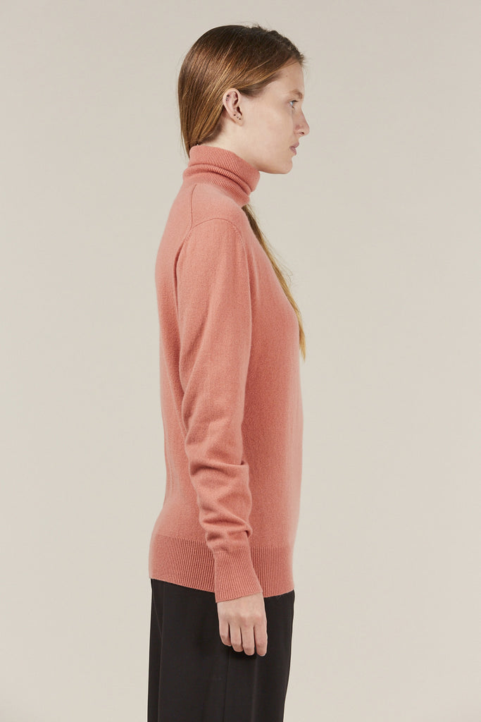 Basic Turtleneck, Terra by Ryan Roche @ Kick Pleat - 4