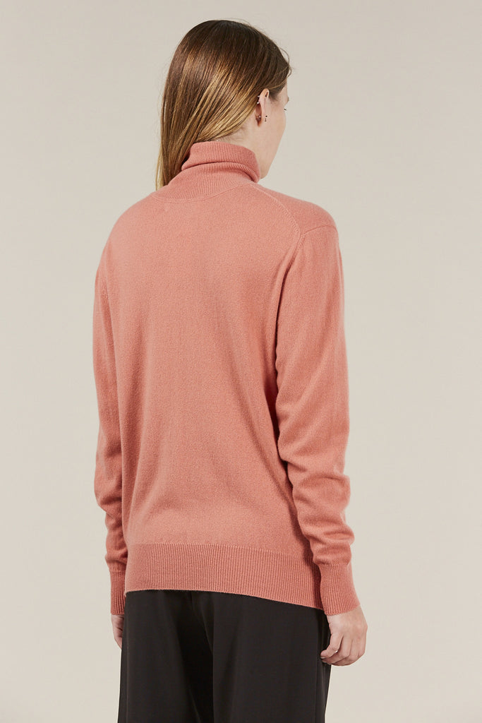 Basic Turtleneck, Terra by Ryan Roche @ Kick Pleat - 5