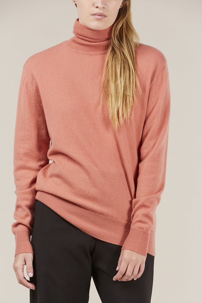 Basic Turtleneck, Terra by Ryan Roche @ Kick Pleat - 7