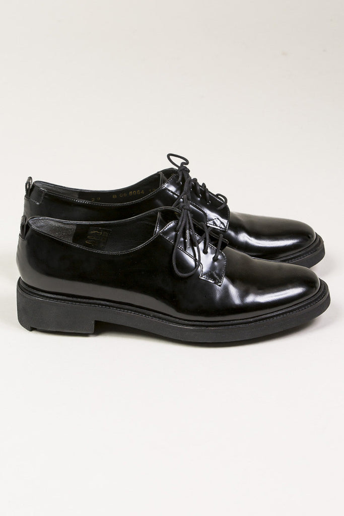 Jonk Derby, Black by Robert Clergerie @ Kick Pleat - 2