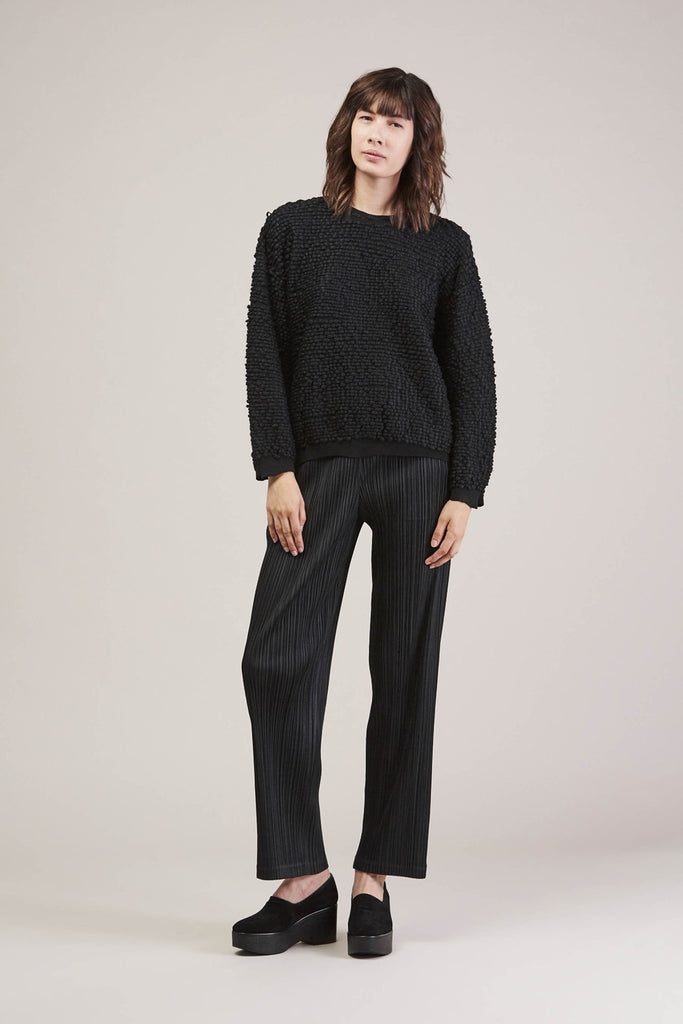 Pleated Pant, Black by Pleats Please by Issey Miyake @ Kick Pleat - 2
