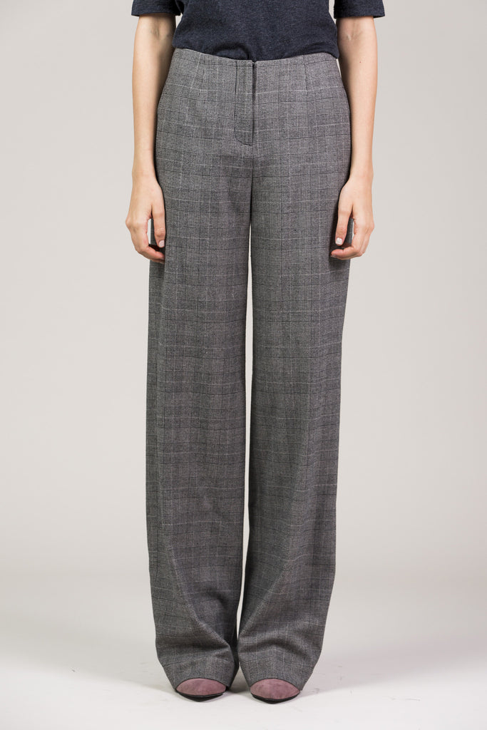 Chloe Pant, Grey by Yune Ho @ Kick Pleat - 2