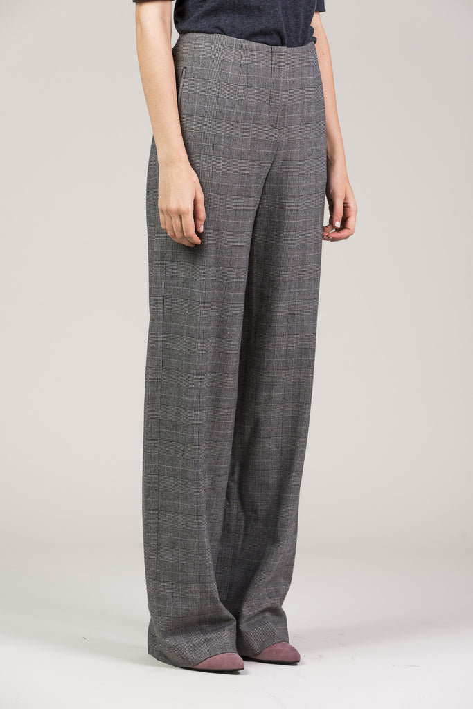 Chloe Pant, Grey by Yune Ho @ Kick Pleat - 3