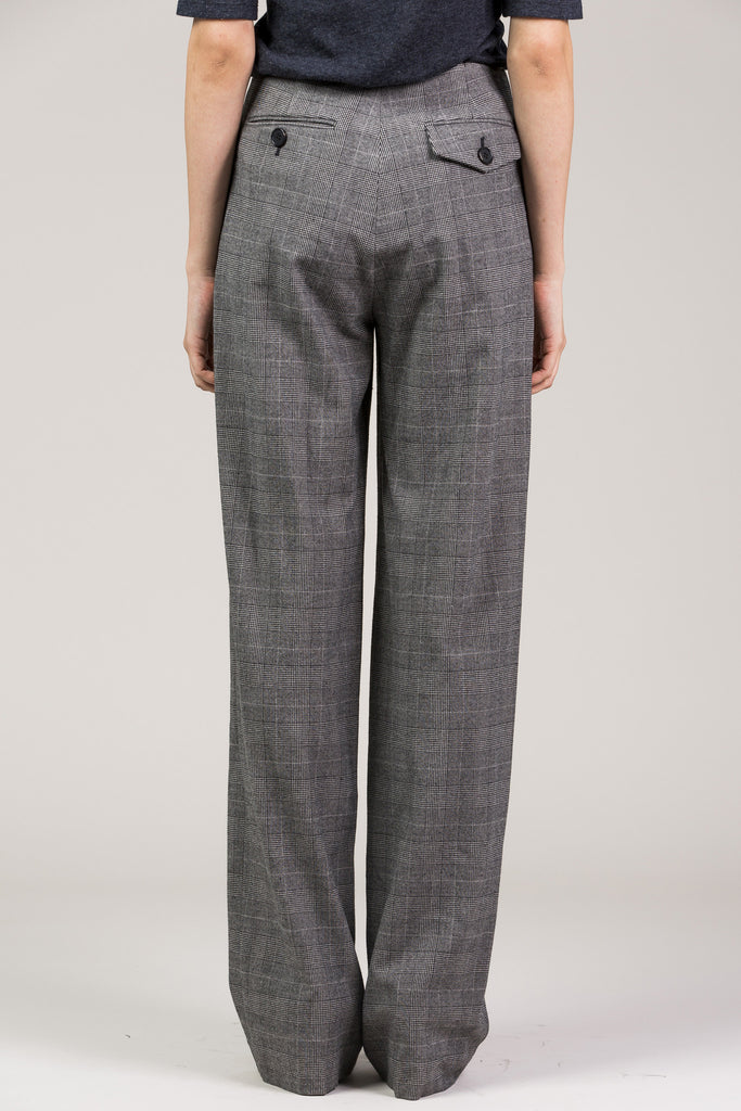Chloe Pant, Grey by Yune Ho @ Kick Pleat - 5
