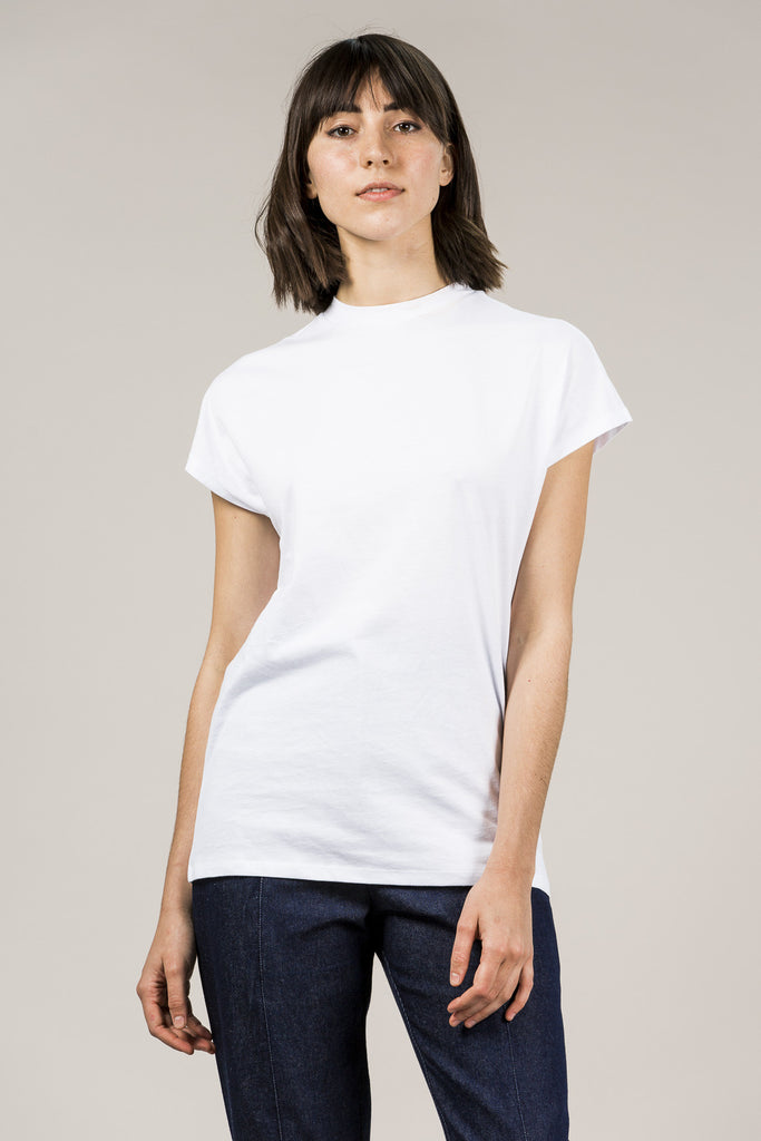 Proof Tee, White