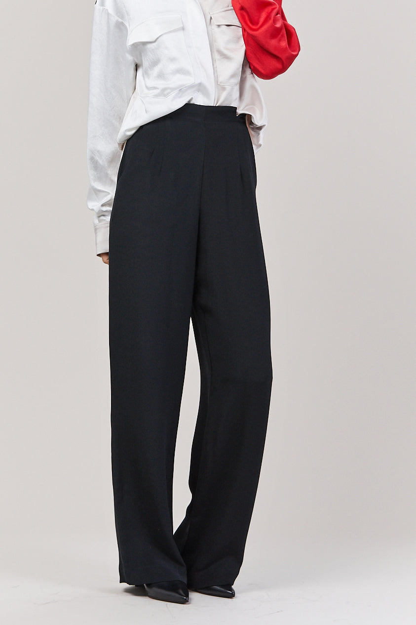 Long Nocturne Pant, Black