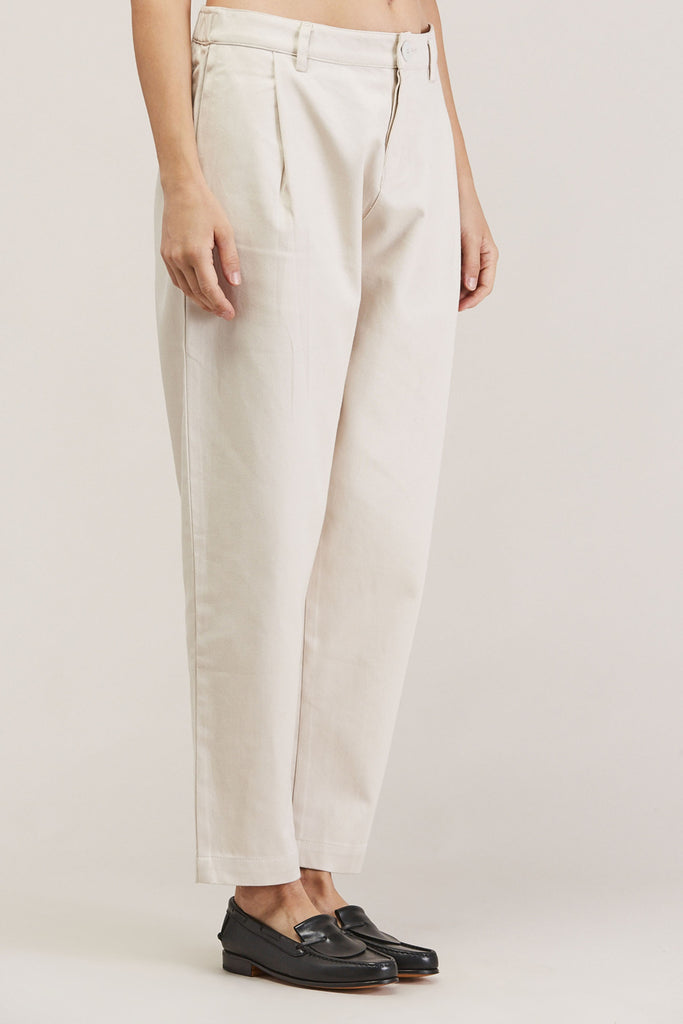 Westbound pant, Natural by KOWTOW @ Kick Pleat - 3