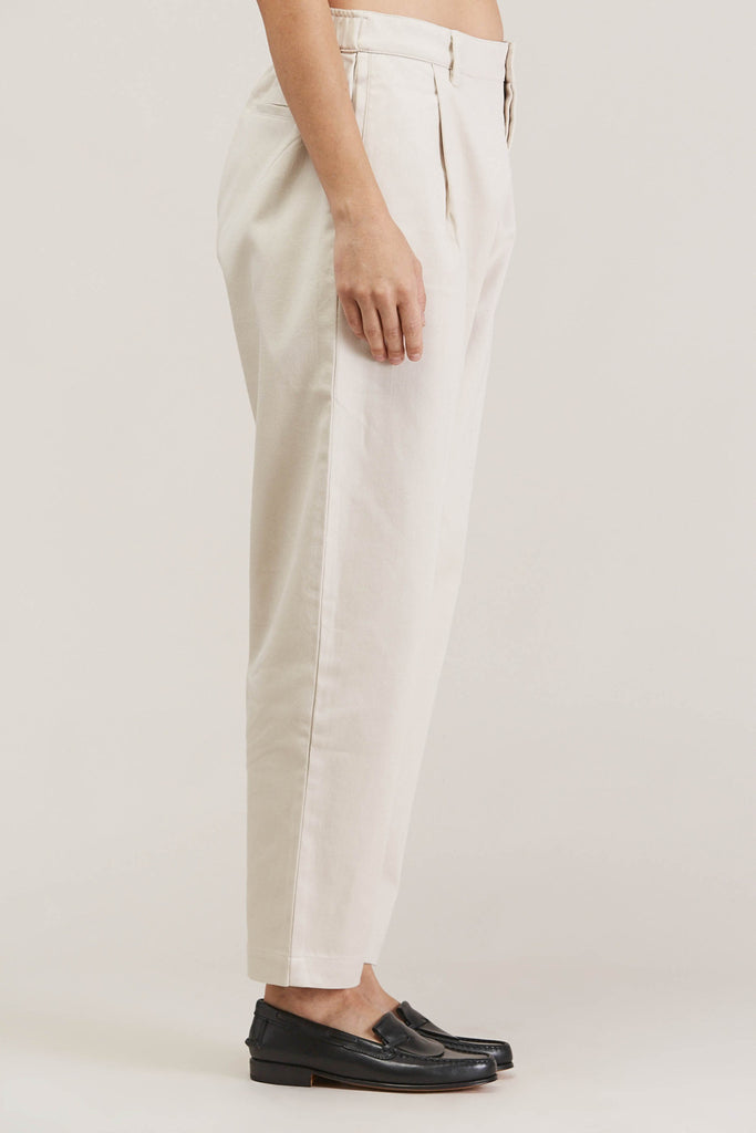 Westbound pant, Natural by KOWTOW @ Kick Pleat - 4