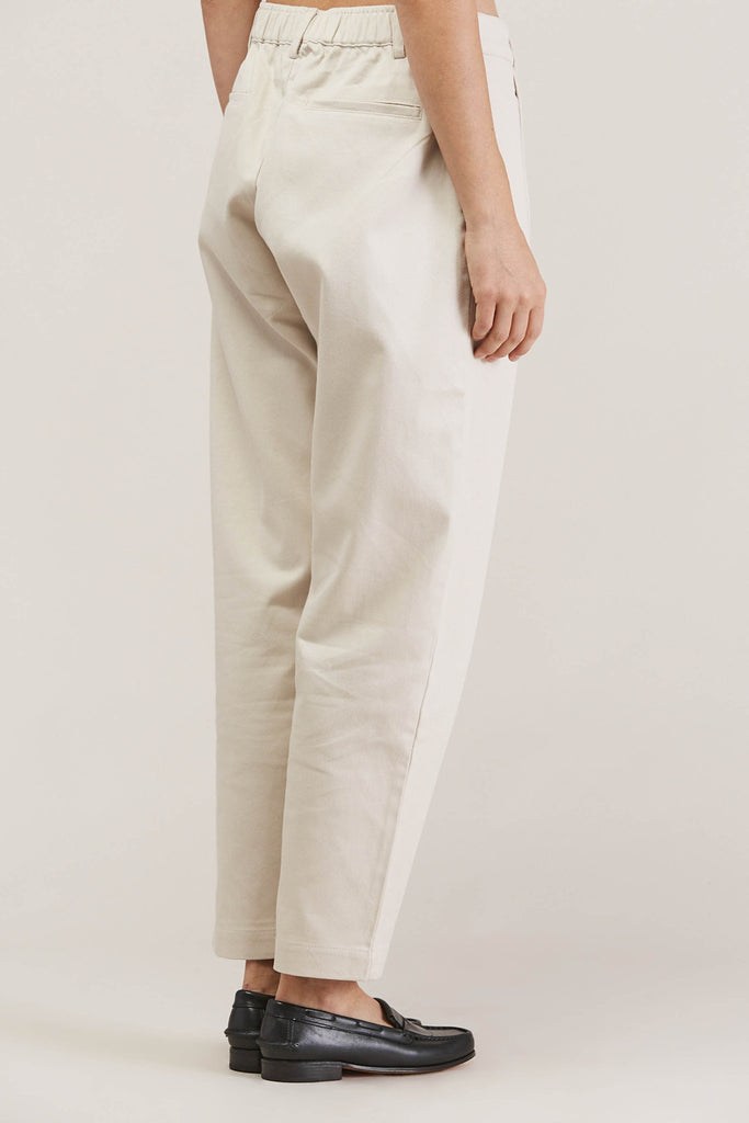 Westbound pant, Natural by KOWTOW @ Kick Pleat - 5