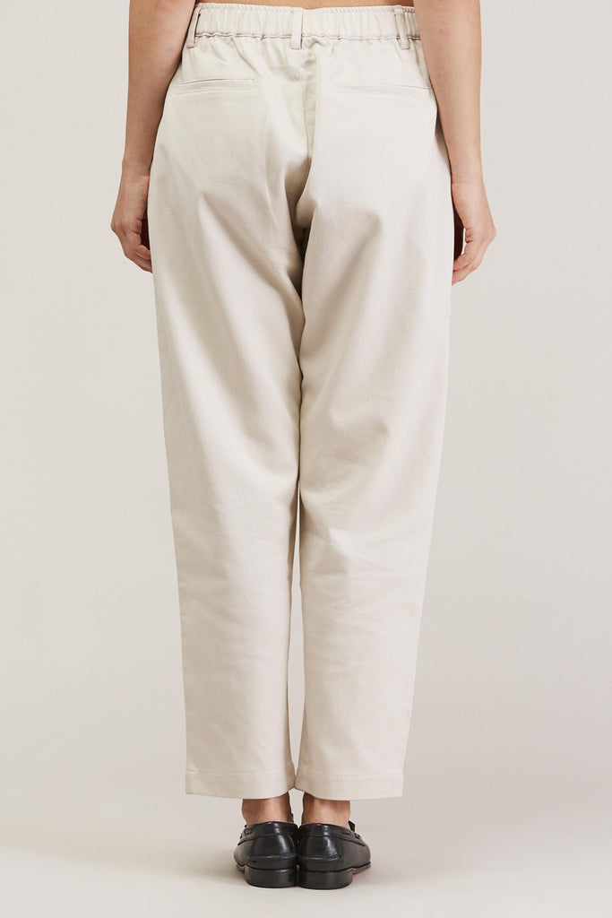 Westbound pant, Natural by KOWTOW @ Kick Pleat - 6