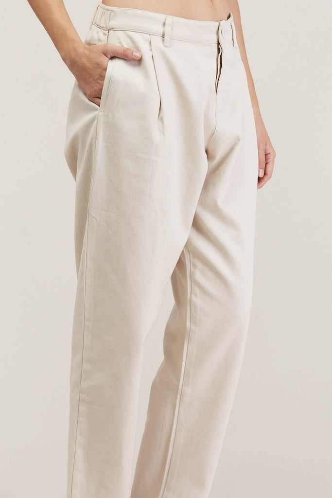 Westbound pant, Natural by KOWTOW @ Kick Pleat - 7