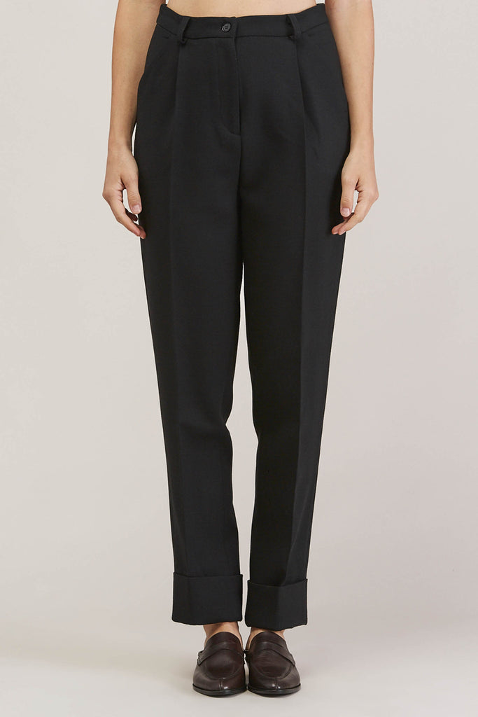 Bailey trousers, Black
