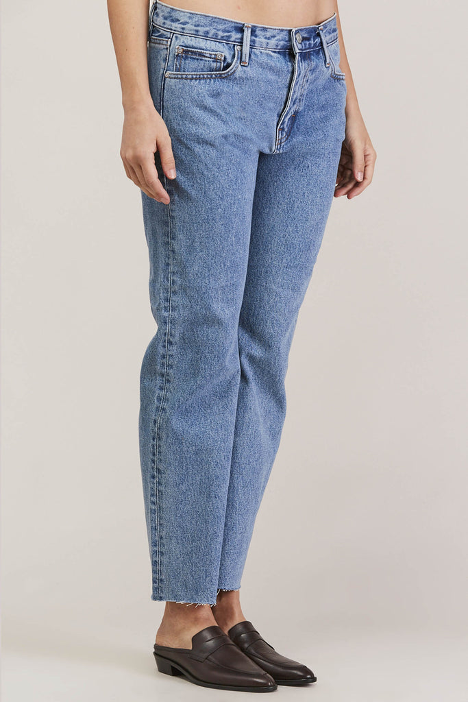 Melody Cropped Boot Cut, Steinway by EARNEST SEWN @ Kick Pleat - 3